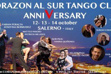 Corazon al Sur - Salerno 2018